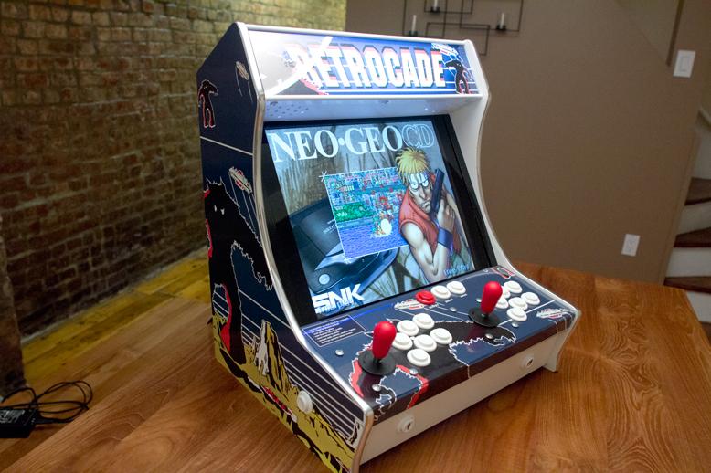 Arcade One - Machine